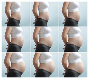 La chiropratique pour aider la femme enceinte à s'adapter