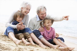 Les soins chiropratiques pour les enfants et les seniors